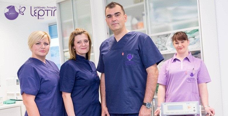 Operacija nosa - estetska korekcija nosa uz konzultacije, smještaj s doručkom,  anestezijom i kontrolom u Poliklinici Štitnjača