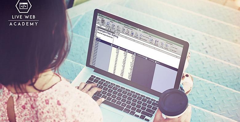 Online tečaj Excela - steknite međunarodni certifikat