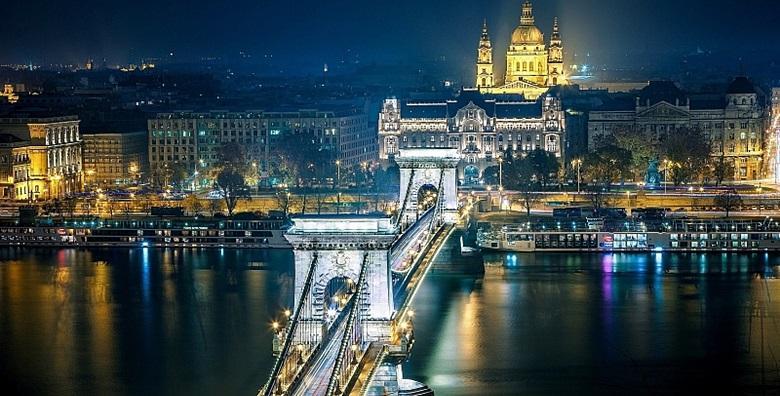 Budimpešta - 2 dana s prijevozom i doručkom u Hotelu****