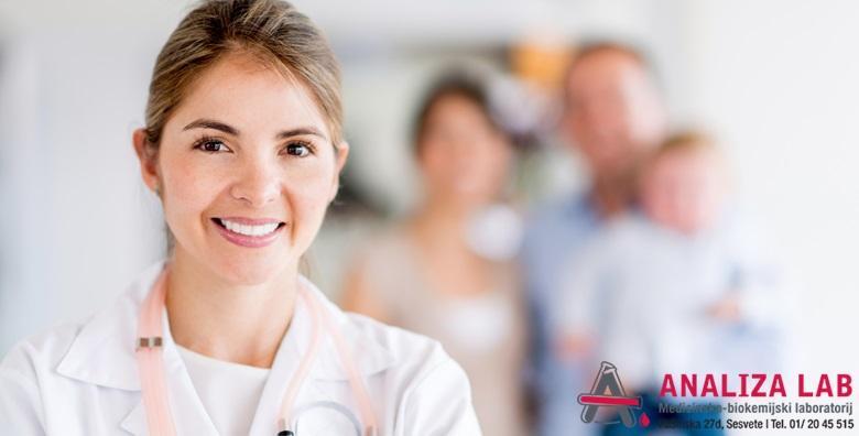 Liječnički pregled za vozačku dozvolu A ili B kategorije