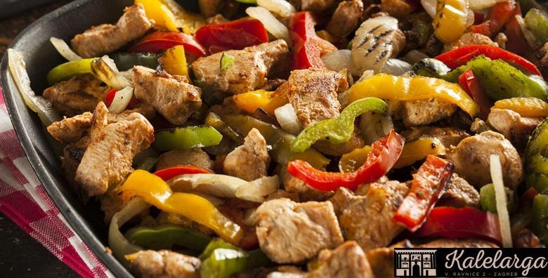 Gurmansko iznenađenje za kulinarske pustolove u Restoranu Kalelarga za 75 kn!