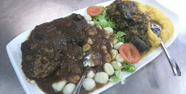 Pikantna piletina s povrćem, predjelo, juha, desert - slika 15
