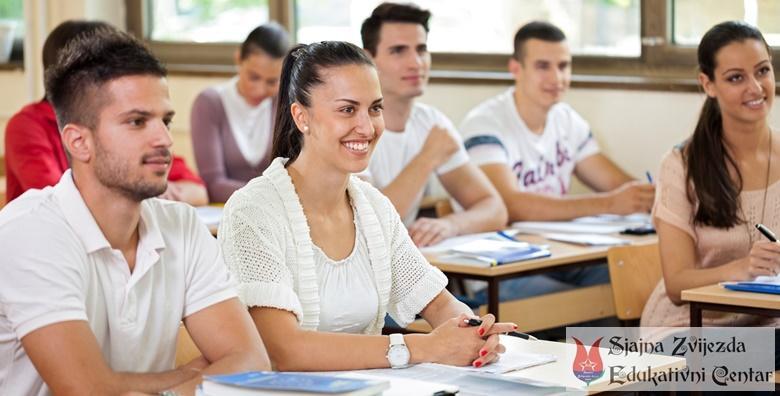 Napredni tečaj stranog jezika po izboru u trajanju 65 školskih sati za 899 kn!