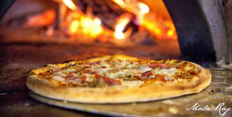 2 velike pizze - birajte između 7 slasnih vrsta
