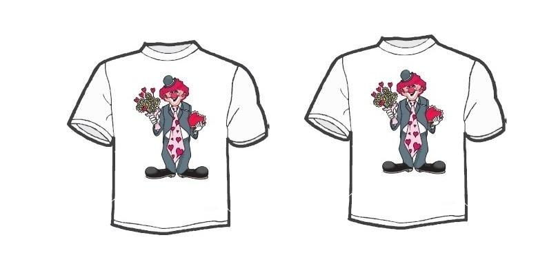 Majica s tiskom - originalan poklon za Valentinovo - slika 3