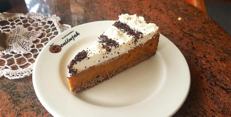 Cheesecake od kestena ili bundeve