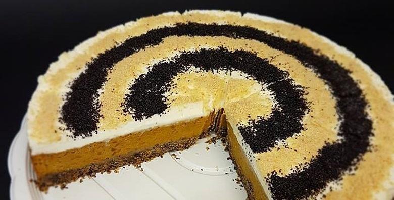 Cheesecake od kestena ili bundeve - slika 2