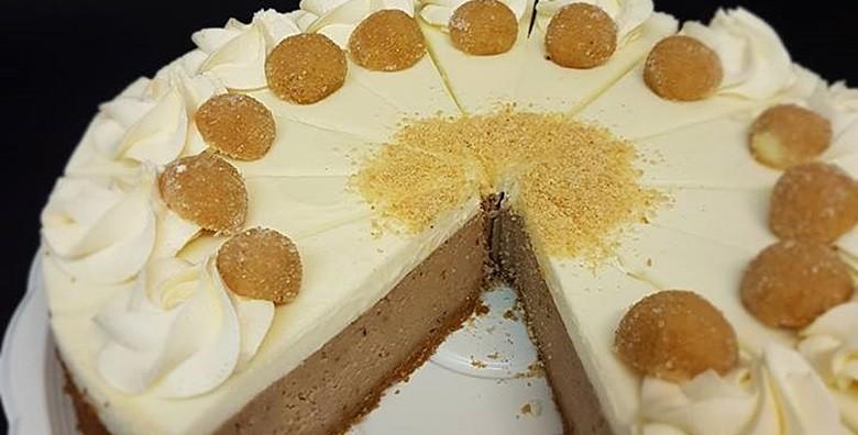 Cheesecake od kestena ili bundeve - slika 3