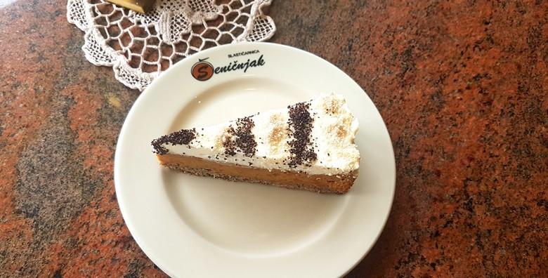 Cheesecake od kestena ili bundeve - slika 4