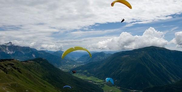 Paragliding - adrenalinski let u tandemu s instruktorom - slika 9