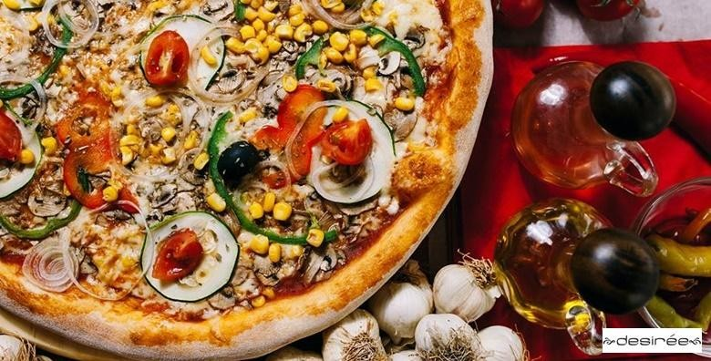 Jumbo pizza po izboru - slika 6