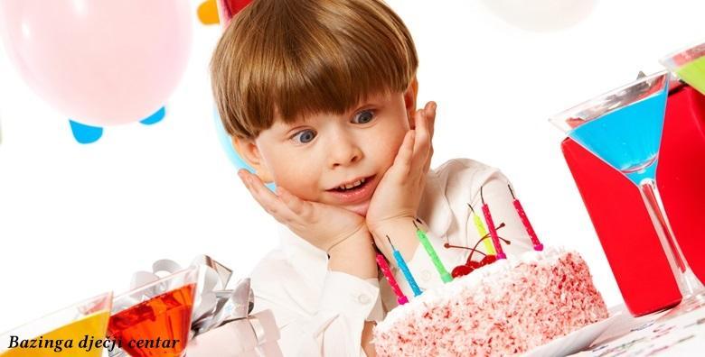 Dječji rođendan - 2h zabave za 20 - ero djece