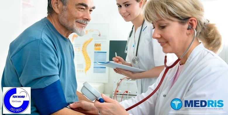 [RIJEKA] Holter tlaka - metoda 24-satnog mjerenja krvnog tlaka putem prijenosnog uređaja u svakodnevnom okruženju za 149 kn!