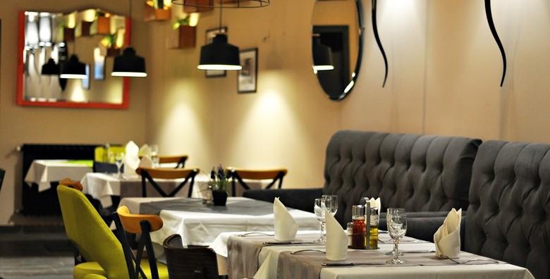 Valentinovo u restoranu Fuego - romantični meni po izboru - slika 3