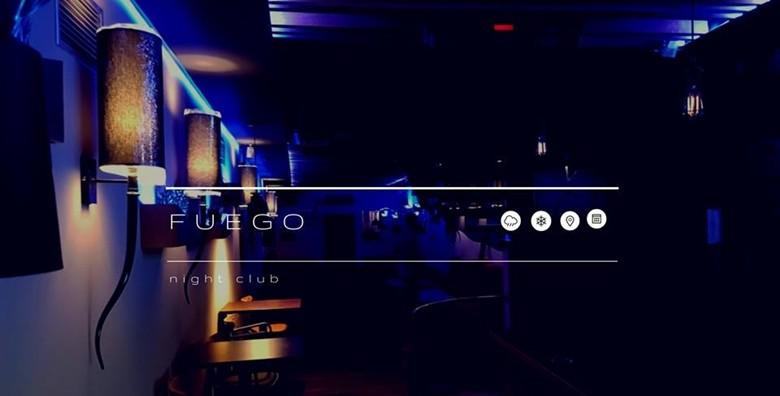 Valentinovo u restoranu Fuego - romantični meni po izboru - slika 5