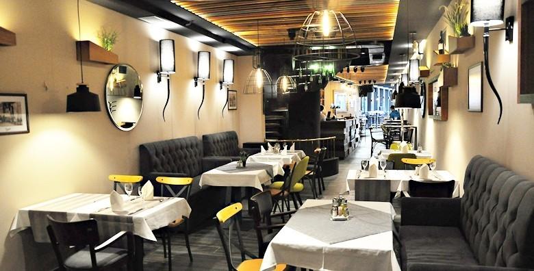 Valentinovo u restoranu Fuego - romantični meni po izboru - slika 7