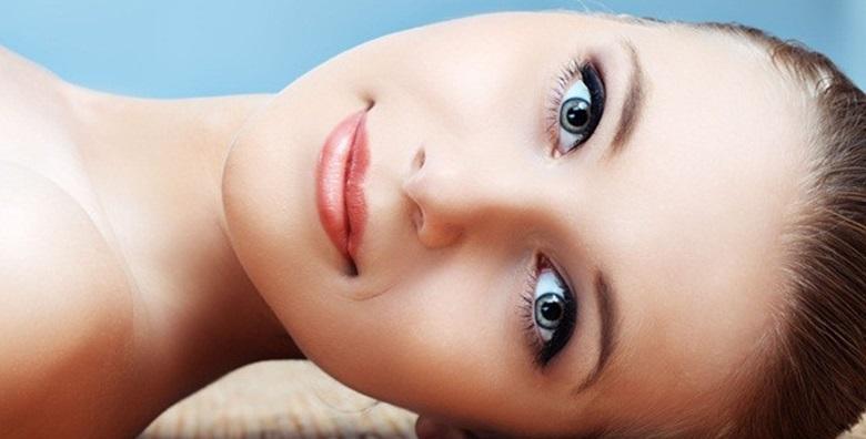 Čišćenje lica, piling, visoka frekvencija, maska, serum
