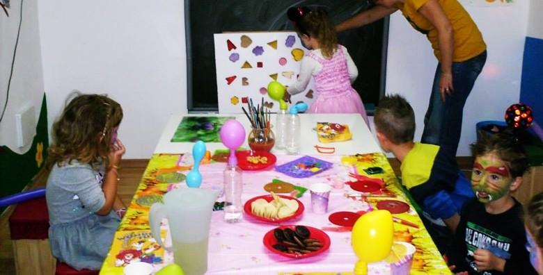Kreativna rođendaonica M ili XL paket do 15-ero djece - slika 2