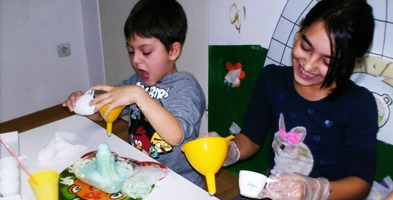 Kreativna rođendaonica M ili XL paket do 15-ero djece - slika 5