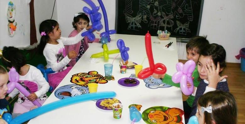 Kreativna rođendaonica M ili XL paket do 15-ero djece - slika 6
