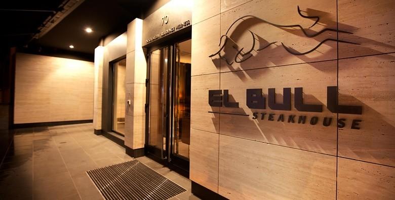 Meni za dvoje u El Bull Steakhouseu - slika 7