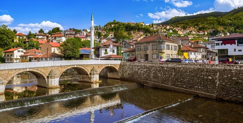 [SARAJEVO] Hotel Merona**** - 3 dana s doručkom za dvoje uz korištenje saune ili turske kupelji za 686 kn!