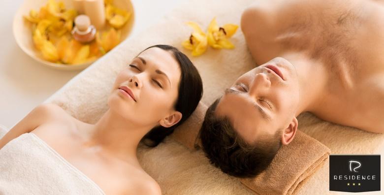 Aromaterapijski tretmani za dvoje