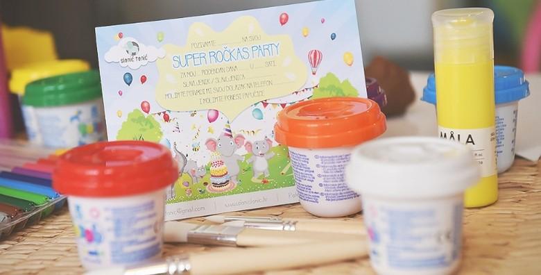 Rođendan po izboru za do 20 djece - 2 sata, torta, animatori - slika 6