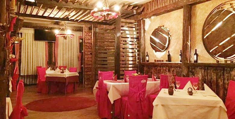 Makedonski restoran - meni za 4 osobe - slika 11