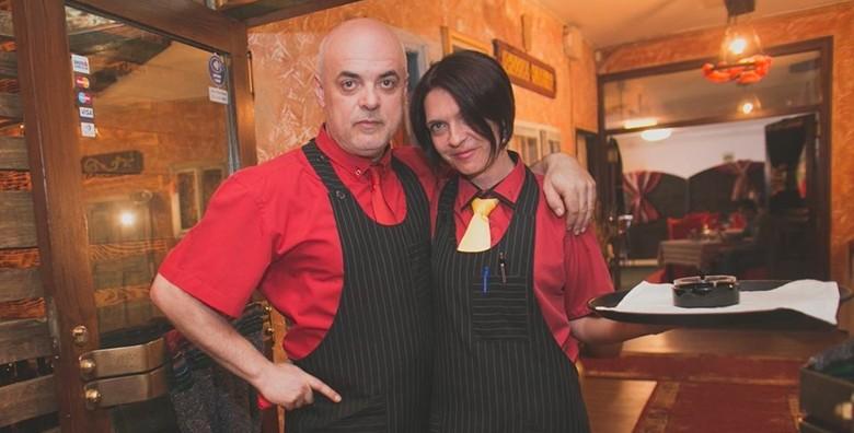 Makedonski restoran - meni za 4 osobe - slika 5