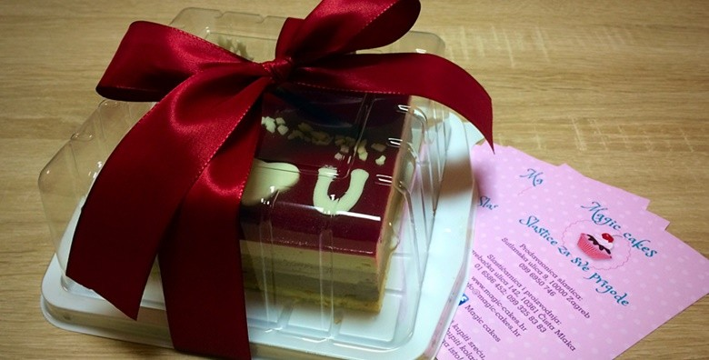 Torta za Valentinovo - slika 2