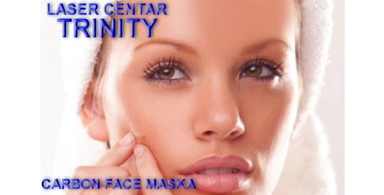 Čišćenje lica kisikom uz Carbon face masku - slika 2