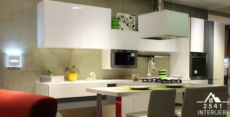Izrada 3D nacrta za kuhinju, ormar ili krevet po mjeri