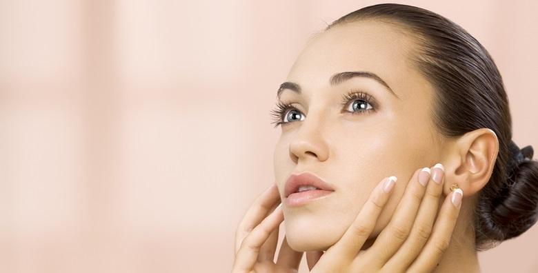Mikrodermoabrazija i čišćenje lica uz vakuum ili masažu