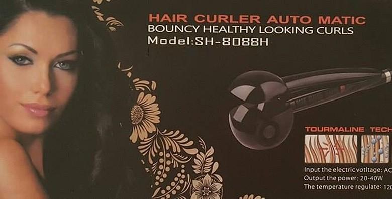 Uvijač za kosu - savršene kose u samo nekoliko minuta - slika 3