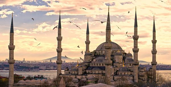 Turska - 8 dana za dvije osobe od Istanbula do Antalye