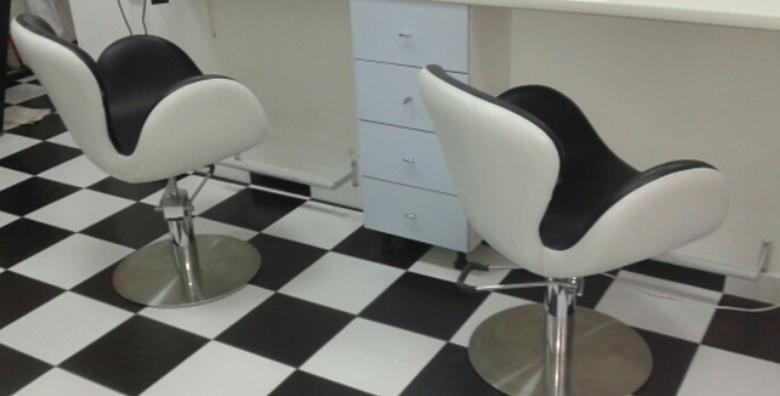 Bojanje, šišanje, fen frizura, pakung i masaža vlasišta - slika 2
