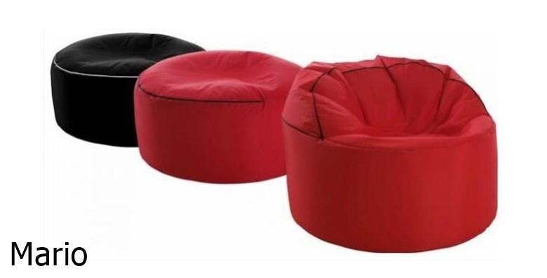 Fotelja i tabure u jednom - oblik prema vašim željama od 335 kn!