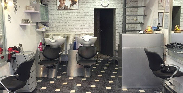 Bojanje, šišanje, fen frizura, maska i pranje kose - slika 2