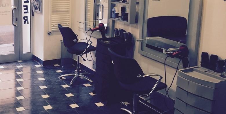 Bojanje, šišanje, fen frizura, maska i pranje kose - slika 4