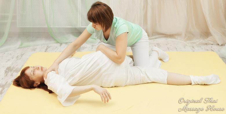 Tajlandska masaža u trajanju 45 minuta