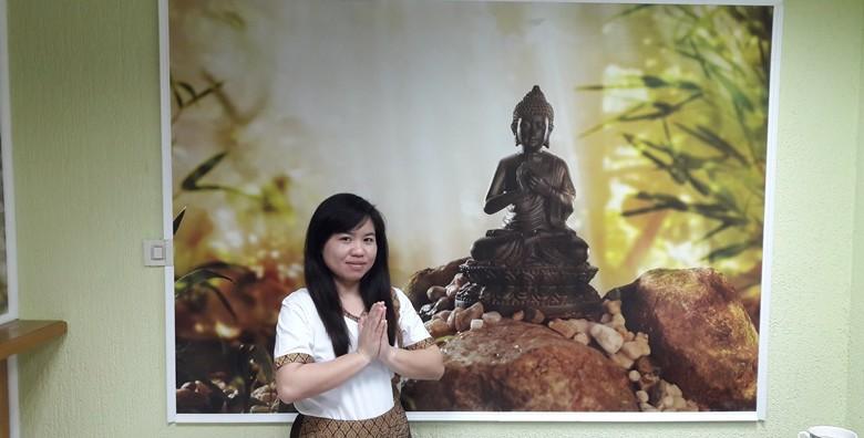 Tajlandska masaža u trajanju 45 minuta - slika 2