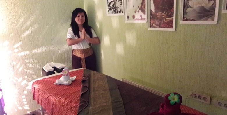 Tajlandska masaža u trajanju 45 minuta - slika 4