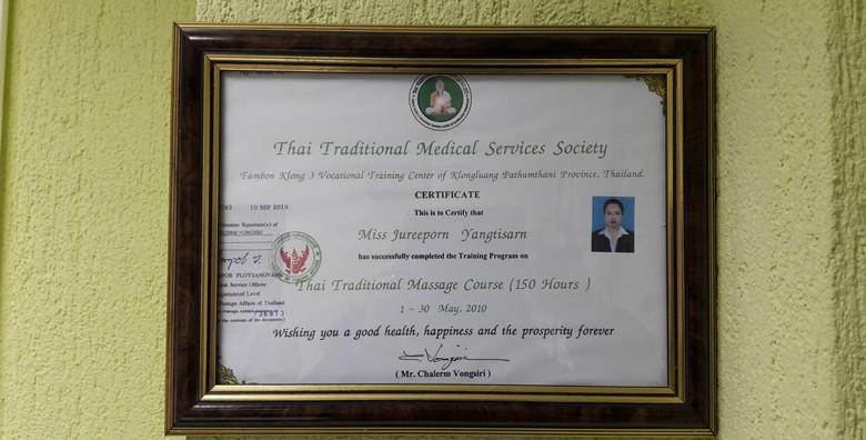 Tajlandska masaža u trajanju 45 minuta - slika 6