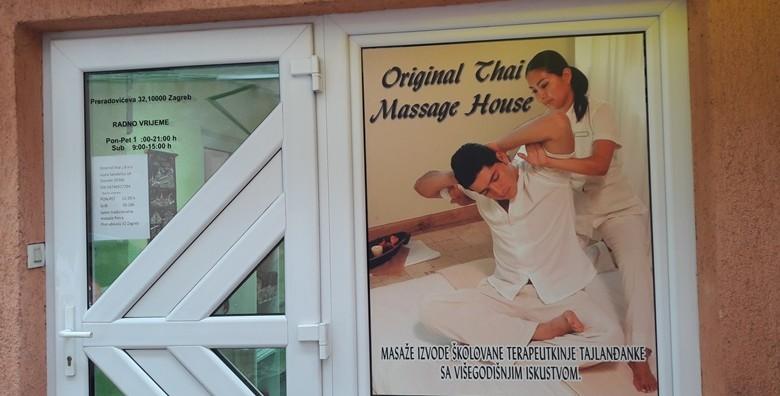 Tajlandska masaža u trajanju 45 minuta - slika 7