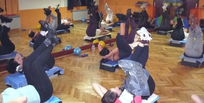 Grupni treninzi mjesec dana - slika 2