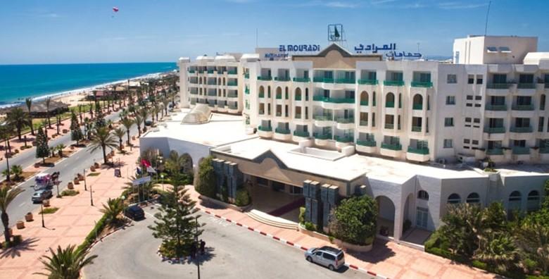 Tunis, Hammamet**** 8 dana all inclusive i let - slika 4