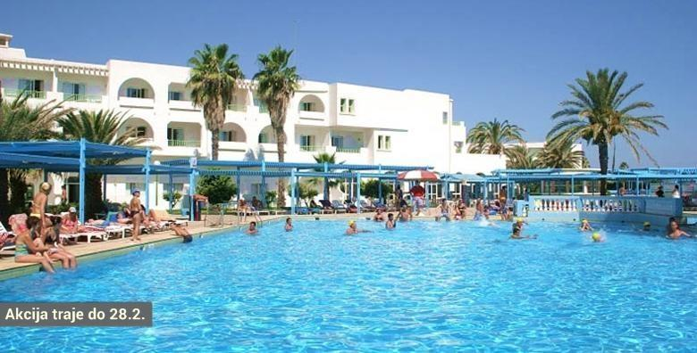 Tunis**** - 8 dana all inclusive, povratni let i pristojbe