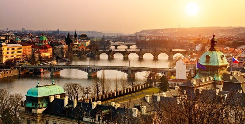 Prag*** - 4 dana s doručkom i prijevozom