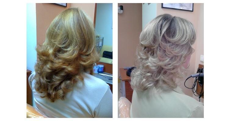 2 fen frizure za sve dužine kose i masaža vlasišta - slika 2